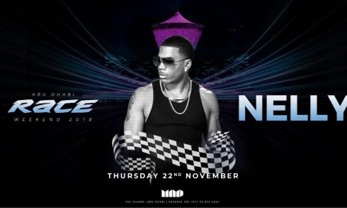 Nelly – MAD Race Weekend 2018 - Coming Soon in UAE, comingsoon.ae