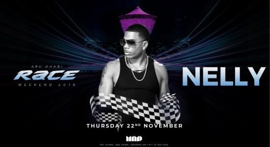 Nelly – MAD Race Weekend 2018 - comingsoon.ae