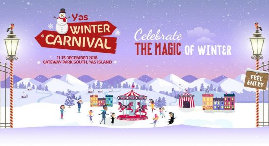 Yas Winter Carnival 2018 - comingsoon.ae