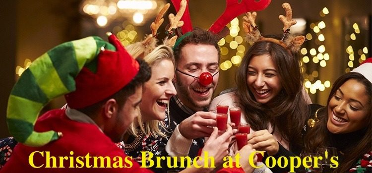 Christmas Brunch at Cooper's - Coming Soon in UAE, comingsoon.ae