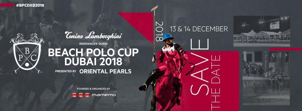 Beach Polo Cup Dubai 2018 - Coming Soon in UAE, comingsoon.ae