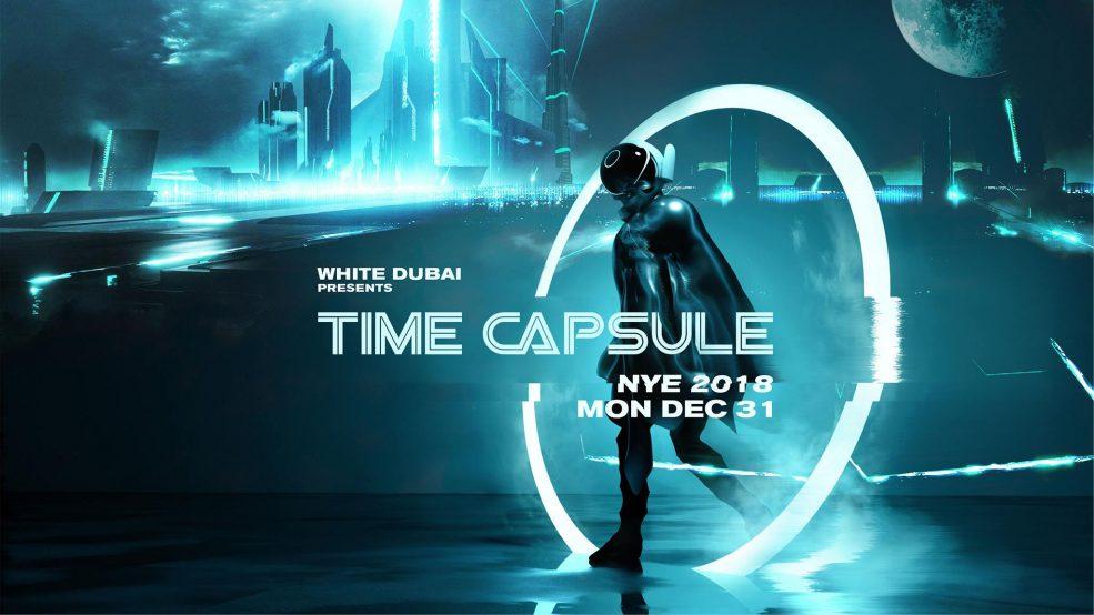 WHITE Dubai Presents: Time Capsule – NYE 2018 - Coming Soon in UAE, comingsoon.ae