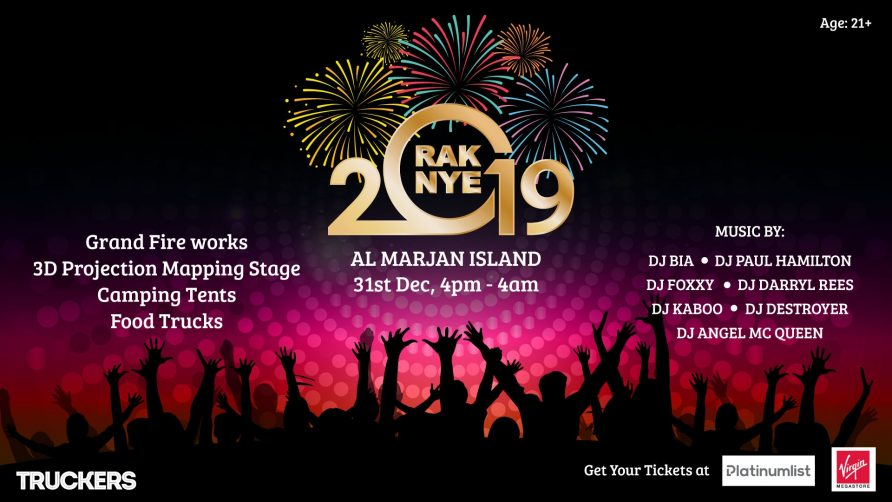 RAK New Year's Eve - Coming Soon in UAE, comingsoon.ae