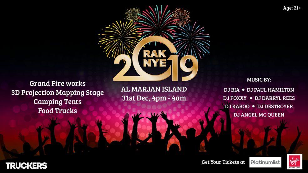 RAK New Year's Eve - Coming Soon in UAE, comingsoon.ae