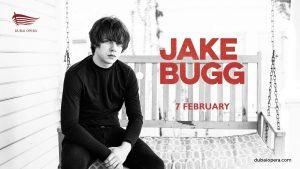 Jake Bugg at the Dubai Opera