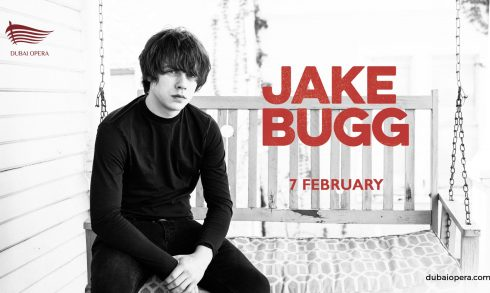 Jake Bugg at the Dubai Opera - Coming Soon in UAE, comingsoon.ae