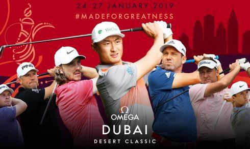 Omega Dubai Desert Classic 2019 - Coming Soon in UAE, comingsoon.ae