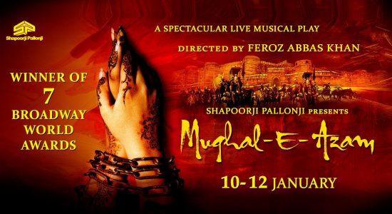 Mughal-e-Azam musical at Dubai Opera - comingsoon.ae