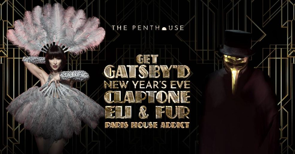 NYE at FIVE – Great Gatsby Extravaganza - Coming Soon in UAE, comingsoon.ae