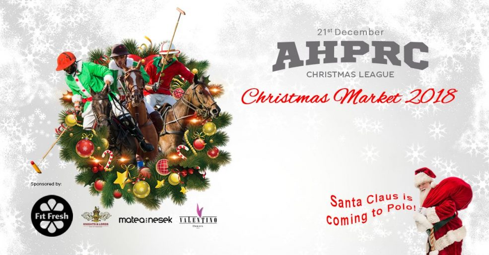 AHPRC Christmas League 2018 - Coming Soon in UAE, comingsoon.ae