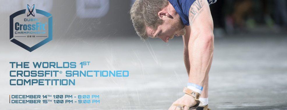 Dubai CrossFit Championship 2018 - Coming Soon in UAE, comingsoon.ae