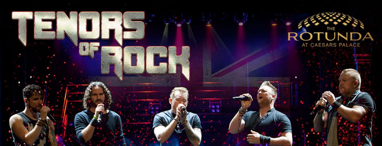 Tenors of Rock – Classic Rock Hits - Coming Soon in UAE, comingsoon.ae