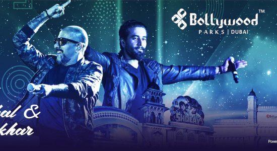 Vishal & Shekhar Live at Bollywood Parks Dubai - comingsoon.ae
