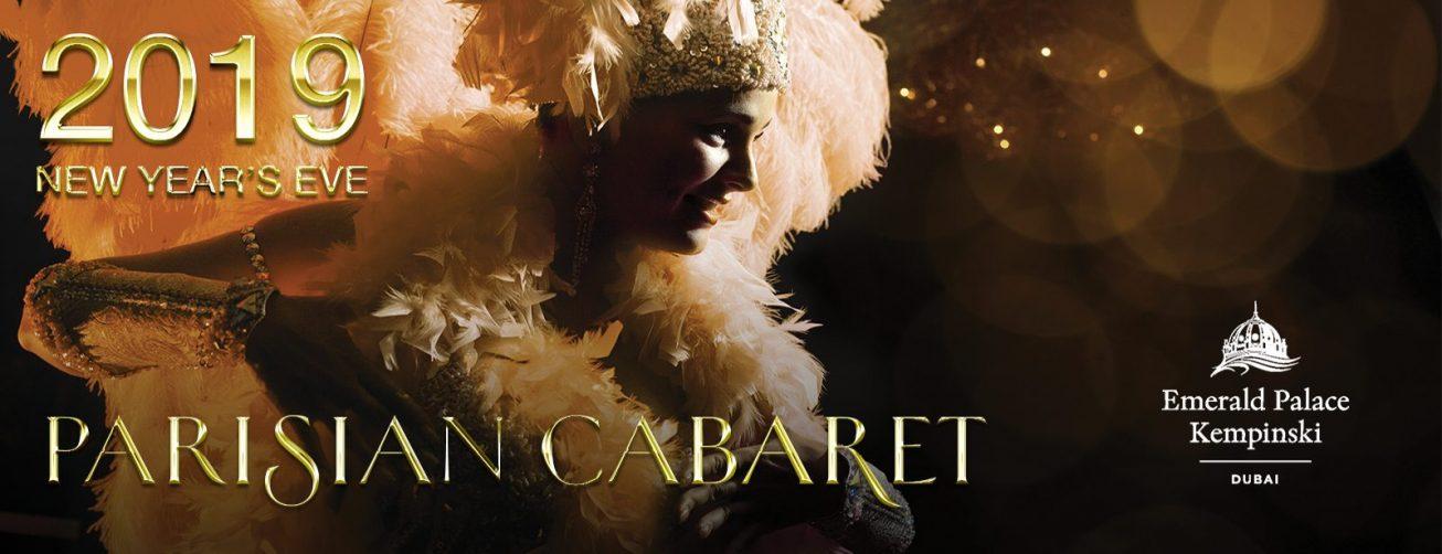 NYE 2019 Parisian Cabaret at Emerald Palace Kempinski - Coming Soon in UAE, comingsoon.ae