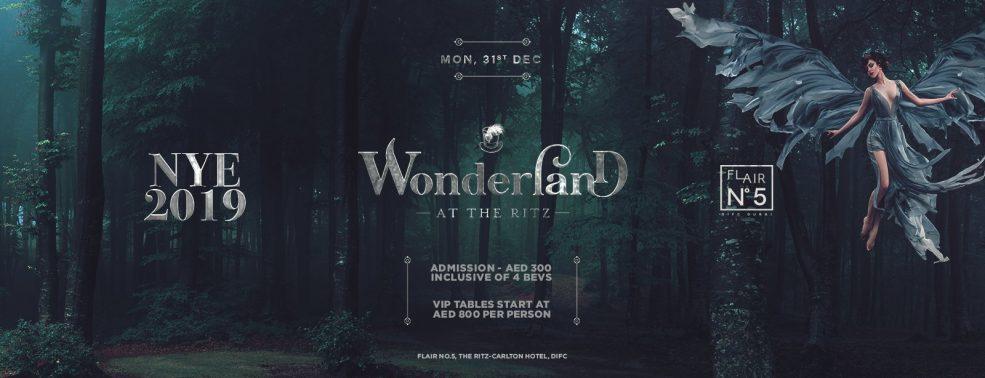Wonderland At The Ritz NYE - Coming Soon in UAE, comingsoon.ae