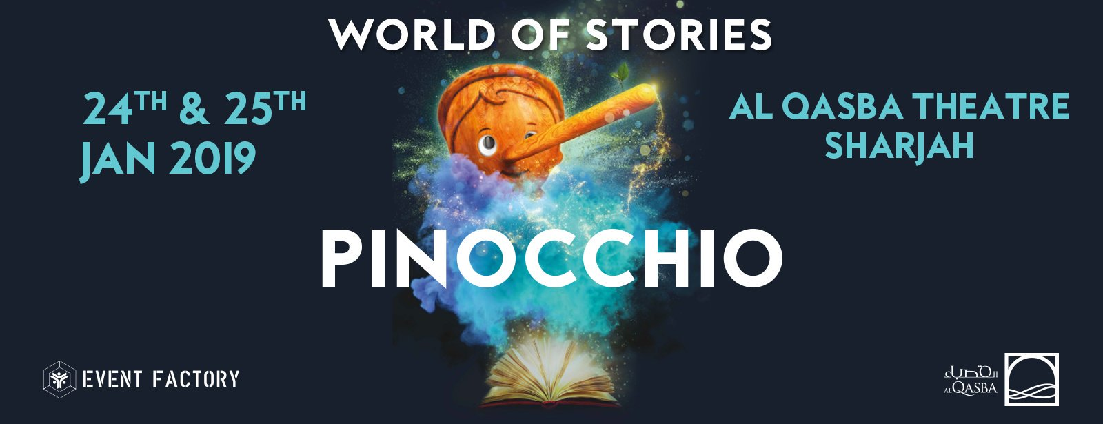 Pinocchio musical - Coming Soon in UAE