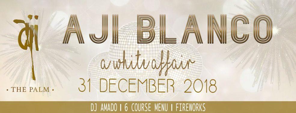 Ají Blanco – A White Affair - Coming Soon in UAE, comingsoon.ae