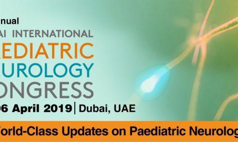 Dubai International Paediatric Neurology Congress - Coming Soon in UAE, comingsoon.ae