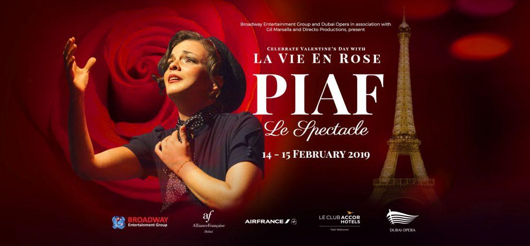 Dubai Opera presents PIAF! Le Spectacle - Coming Soon in UAE, comingsoon.ae