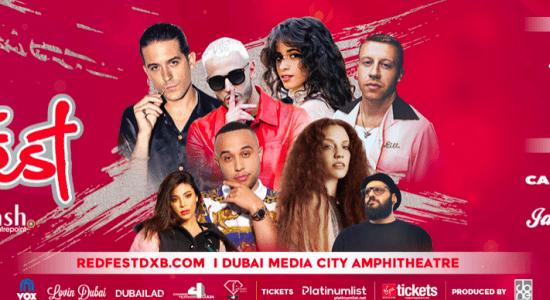 RedFest DXB 2019 - comingsoon.ae