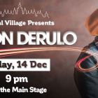 Jason Derulo Live at Global Village by Done Events