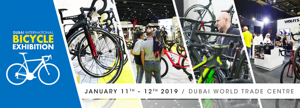 Dubai International Bicycle Exhibition 2019 - Coming Soon in UAE, comingsoon.ae