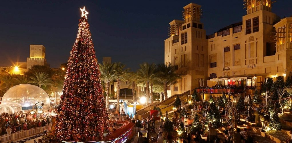 Celebrating Christmas in the United Arab Emirates