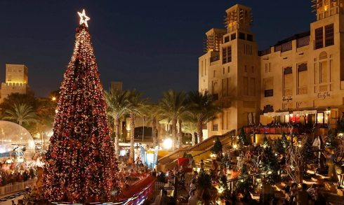 Celebrating Christmas in the United Arab Emirates - Coming Soon in UAE, comingsoon.ae