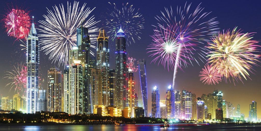 New Year's Eve in Dubai — best way to spend your time