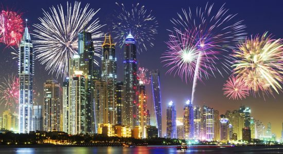 New Year's Eve in Dubai — best way to spend your time - comingsoon.ae