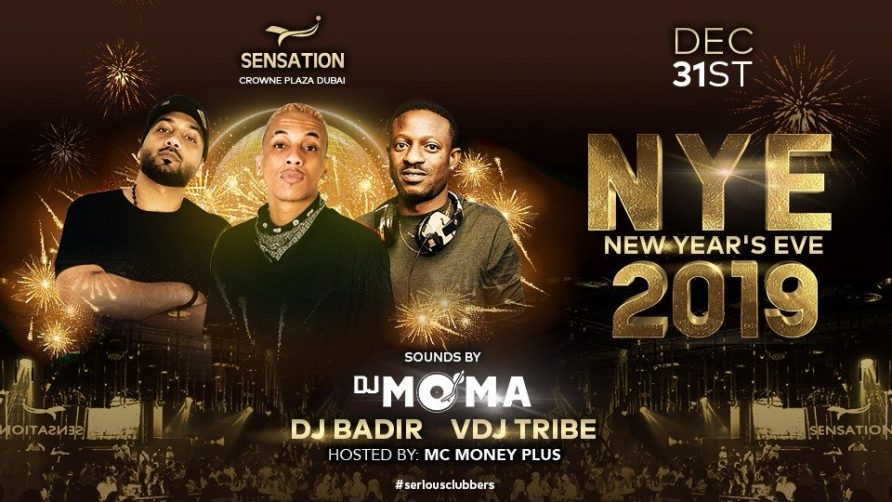 NYE 2019 Party at the Sensation Club - Coming Soon in UAE, comingsoon.ae