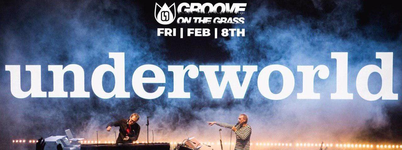 Underworld Live – Groove On The Grass - Coming Soon in UAE, comingsoon.ae