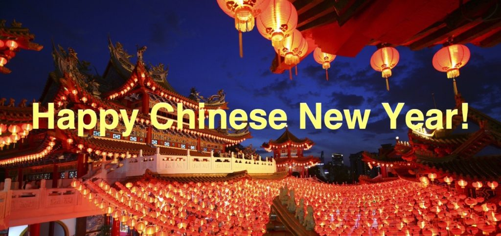 Chinese New Year – farewell to winter in Chinese traditions