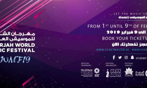 Sharjah World Music Festival 2019 - Coming Soon in UAE, comingsoon.ae