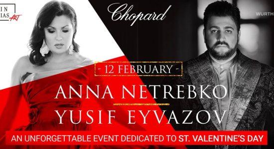 Anna Netrebko and Yusif Eyvazov Opera Gala - comingsoon.ae