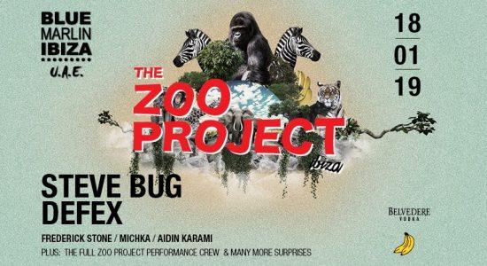 The Zoo Project at Blue Marlin Ibiza UAE - comingsoon.ae
