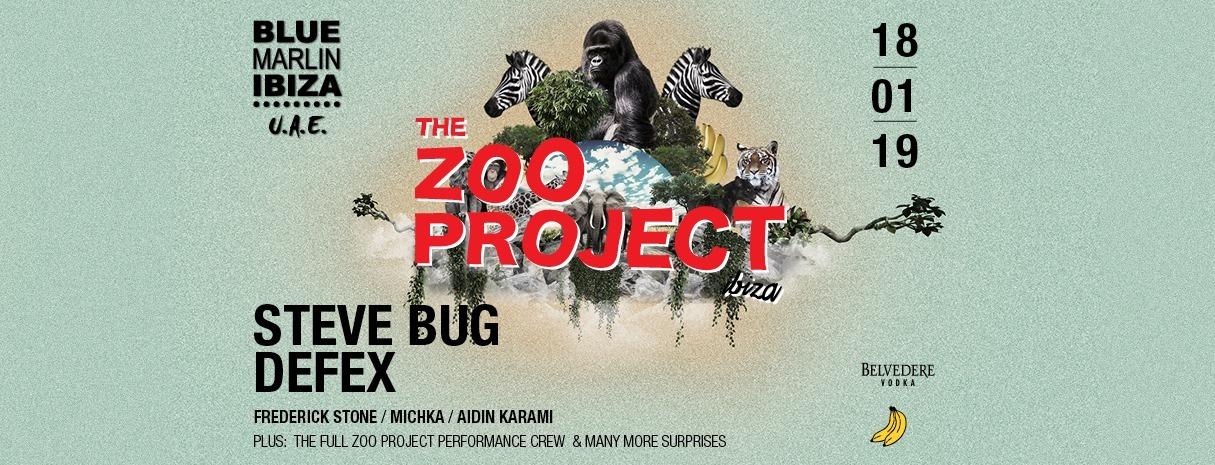 The Zoo Project at Blue Marlin Ibiza UAE - Coming Soon in UAE, comingsoon.ae