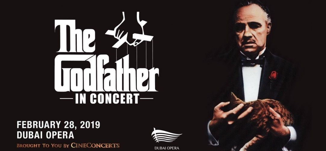 The Godfather in Concert at Dubai Opera - Coming Soon in UAE, comingsoon.ae