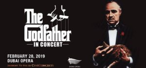The Godfather in Concert at Dubai Opera