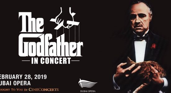 The Godfather in Concert at Dubai Opera - comingsoon.ae