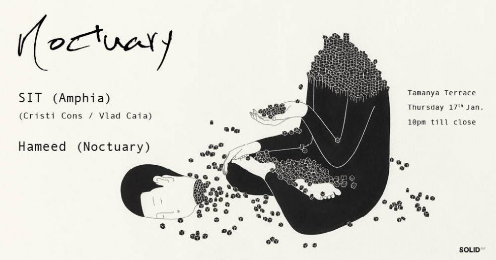 Noctuary vol. V: SIT and Hameed - Coming Soon in UAE, comingsoon.ae