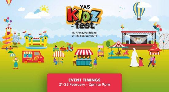 Yas Kidz Fest - comingsoon.ae