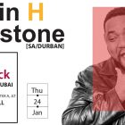 Stand Up Dubai: Carvin H Goldstone by Those Guys Events