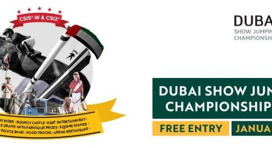 Dubai Show Jumping Championship 2019 - comingsoon.ae