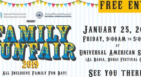 SNF Family Funfair 2019 - comingsoon.ae