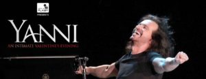 An Intimate Valentine's Evening with Yanni