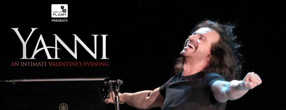 An Intimate Valentine's Evening with Yanni - Coming Soon in UAE, comingsoon.ae