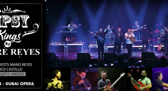 Gipsy Kings at the Dubai Opera - comingsoon.ae