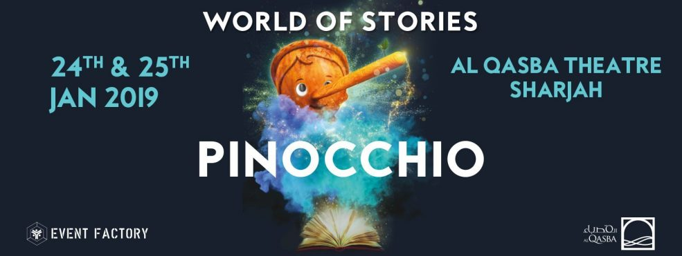 Pinocchio musical - Coming Soon in UAE, comingsoon.ae