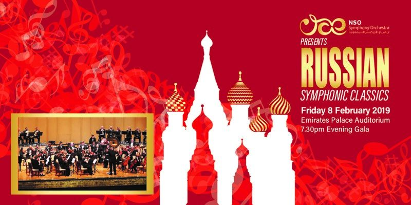 NSO Symphony Orchestra presents Russian Symphonic Classics - Coming Soon in UAE, comingsoon.ae
